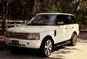 Our wheels provide the correct load rating for your Land Rover